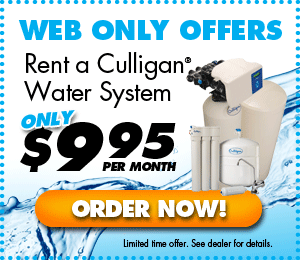Culligan Drinking Water System or Culligan Water Softener in New England & New York